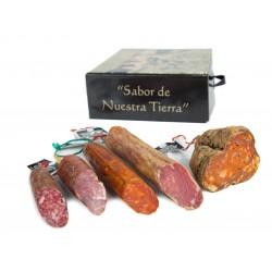 Pack embutidos ibéricos de bellota